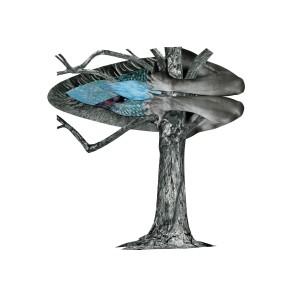 Alchemal Tree 10 x 10 inches