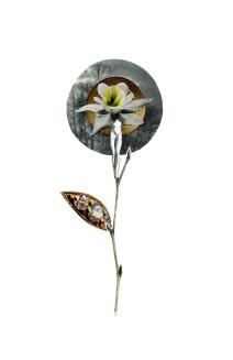 Forest Sprite Flower, 5.5 x 8.5 inches